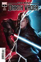 Star Wars Darth Vader #5 Main Cover Marvel Comic 1st Print 2020 unread NM