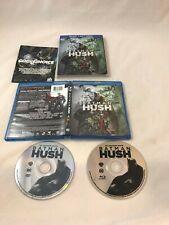 BATMAN: HUSH BLU-RAY, DVD, No Digital Code