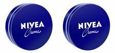 Nivea Creme Skin Cream Moisturizer 75ml (2.54fl.oz) Pack of 2