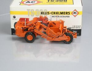 First Gear 50-3099 1:50 Allis-Chalmers TS-300 Cable Operated Motor Scraper