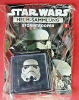 Star Wars Helmsammlung Nr.3 Storm Trooper OVP DeAgostini