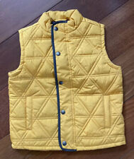 Gymboree Boy Quilted Vest Jacket - 4T