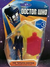 """DOCTOR WHO 3.75"""" BOXED FIGURE - THE 12th TWELFTH DOCTOR ( PETER CAPALDI )"""
