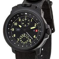 PILOT BORTOVIE AYC-B Chronograph Poljot 3133 russische B-Uhr Beobachtungsuhr