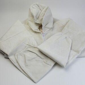 Kleenguard Disposable Jacket & Hood. Type 5/6 Protection. Antistatic. MEDIUM