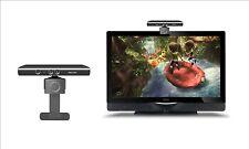 2 x XBOX 360 KINECT SENSORE TV Fotocamera Mount Stand Clip Per Sensore Fotocamera Kinect