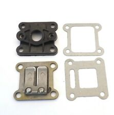 Pacco Lamellare + Collettore Carburatore 12/12 Mini Moto Mini Quad Mini Cross 2t