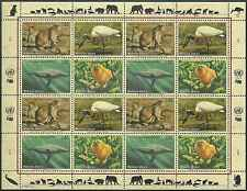 Timbres Animaux Nations Unies Genève F 265/8 ** année 1994 lot 4212