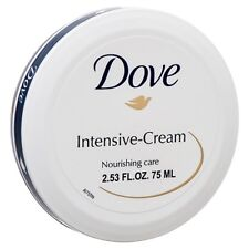 Nourishing Cream Dove Intensive Beauty Skin Care 2.53 oz. Moisturizing Creme New