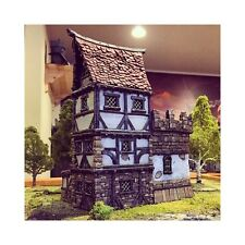 Winterdale War Cottage  28mm Tabletop Games Dwarven Forge D&D Terrain Wargaming