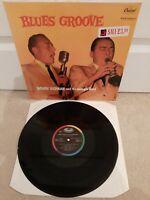 """Woody Herman And The Swingin' Herd  Blues Groove Vinyl 12"""" LP Reissue EMS 1283"""