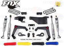 """Zone 3"""" Lift Kit w/Fox Shocks for 2001-2010 Chevy Silverado GMC 2500HD/3500HD"""