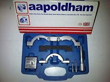 VAUXHALL OPEL GM 1.0 1.2 1.4 A10 A12 A14 2010-17 TIMING CHAIN LOCKING TOOLS KIT