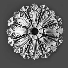 victorian plaster ceiling rose 800mm dia.