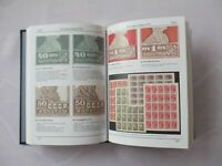 The catalog of postage stamps of the Russian Empire and the USSR 1857-1940