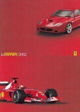 FERRARI 360 Spider Challenge 575M Maranello 456 Magazin Prospekt Brochure 2002 5