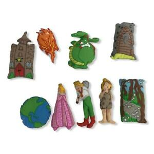 Lakeshore Learning Storytelling Kit The Paper Bag Princess Retired