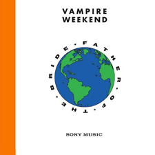 VAMPIRE WEEKEND Father Of The Bride Indies Only 2 * Orange Vinyl LP NEW&SEALED