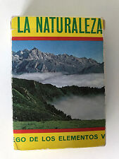 La Naturaleza Spanish Environment Happy Families Card Game En Espanol