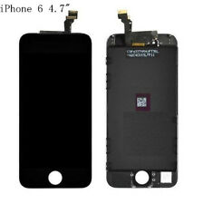 "Assembly For iPhone 6 4.7"" Black Replacement Digitizer LCD Display Touch Screen"