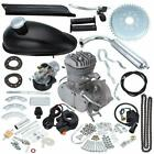 80cc 2-Stroke Bike Cycling Motorized Bicycle Engine Motor Kit Muffler Petrol Gas