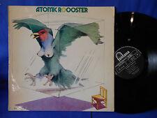 ATOMIC ROOSTER LP FONTANA ORIG FRANCE EXC+