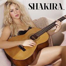 CD*SHAKIRA**SHAKIRA. (DELUXE VERSION)***NAGELNEU & OVP!!!