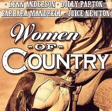 WOMEN OF COUNTRY - JUICE NEWTON; LYNN ANDERSON; DOLLY PARTON; BARBARA MANDRELL
