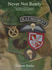 RAF PARACHUTE REGIMENTS - British Army Unit History WW2 SOE Para Rescue Teams