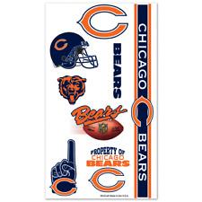 Chicago Bears Temporary Tattoos