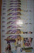 Hannah Montana The Movie /Panini/10 Tüten/60 Photocards