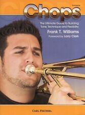 Frank T. Williams Exercises Chops For Trombone Learn to Play Brass Music Book