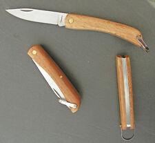 Couteau Pliant Artisanal Bois petit modèle