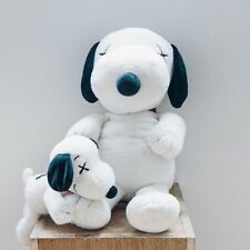 UNIQLO KAWS PEANUTS COLLECTION SNOOPY PLUSH S and M size SET OF 2 New F/S