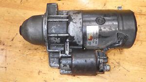 Anlasser, Mercedes W124 - 300 D / TD, Teile Nr. 0986014660