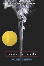 Looking for Alaska paperback novel a book  by  John Green FREE SHIPPING