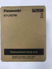 Panasonic ET-LAE700 Lámpara de Repuesto Unidad (PT-AE700E) - Nuevo Sellado En Caja Original