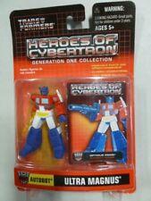 Transformers Heroes of Cybertron Ultra Magnus Optimus Prime - Package Error