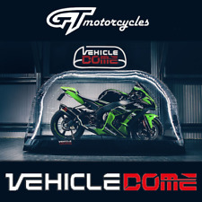 Vehicle Dome Large Indoor Motorcycle Inflatable Air Bubble Cover Storage System