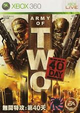 ARMY OF TWO: THE 40TH DAY  (XBOX 360, 2010) (7130)   *****FREE SHIPPING USA*****