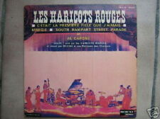 LES HARICOTS ROUGES EP FRANCE ROLLING STONES