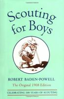 Scouting for Boys: A Handbook for Instruction in Good Citizenship (Oxford World