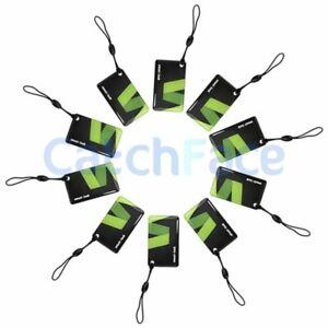 Mini Cards for Smart Door Locks Stores Chain M1 13.56Mhz 10pcs