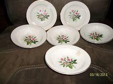 Superior Hall Quality Dinnerware/6 dessert bowls