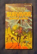 Survivor Laurence Janifer Vintage 1977 Sci-Fi Paperback Science Fiction