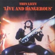 Thin Lizzy - Live And Dangerous (CD)