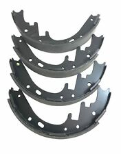 Guardian 71-734 Relined Drum Brake Shoe Set 71734