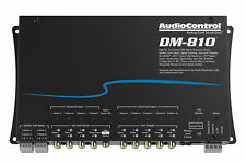 AudioControl DM-810 8 x 10 out Matrix DSP Digital Sound Processor Audio Control