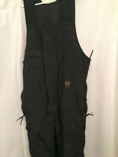 XL Snow pants snow mobile pants bibs Cold Wave Excellent Condition