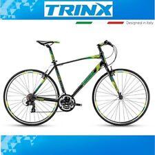 FAHRRAD TRINX FREE 1.0 700C 21.Gang Shimano CROSSBIKE Rennrad Trekkingrad RH47CM
